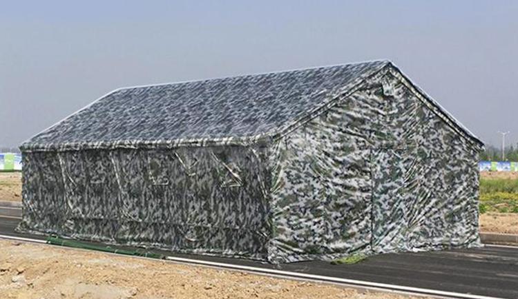 军用棉帐篷,民用施工帐篷,地质勘探棉帐篷的搭建帐需要考虑的因素和